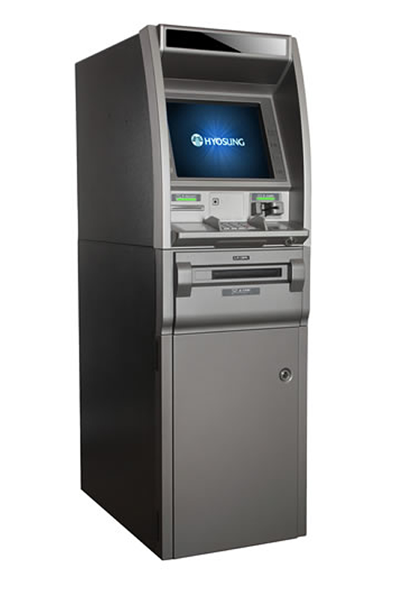 Nautilus Hyosung 5600 FI Series ATM Machine